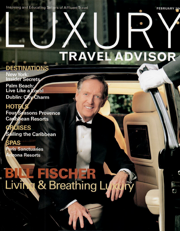 Bill Fischer:  Living & Breathing Luxury