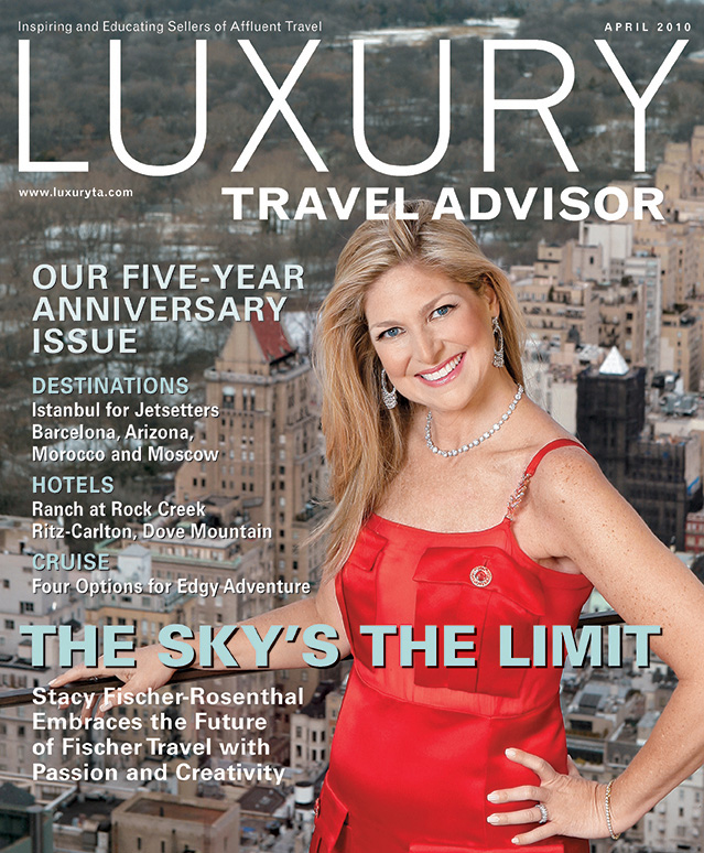 At Fischer Travel, The Sky's The Limit